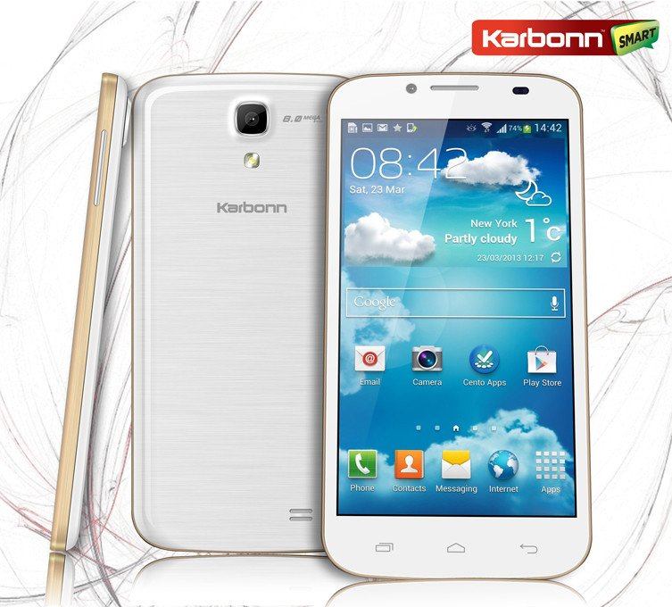 Telefon Dualsim performant Android