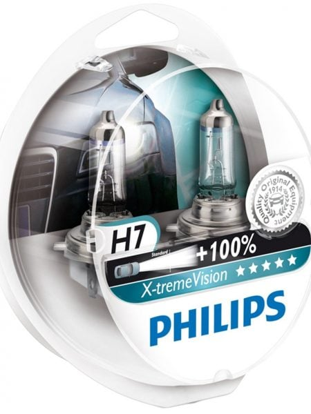 Halogen H7 Phillips