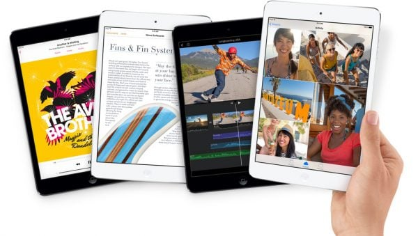 Reducere 15% Ipad mini retina display