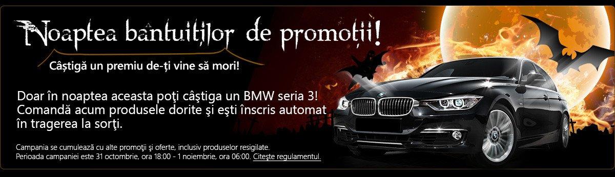 Castiga un BMW seria 3