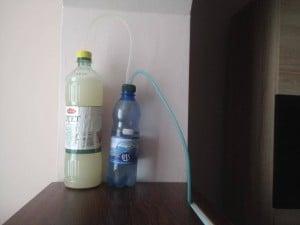 Instalatie CO2 pentru acvariu