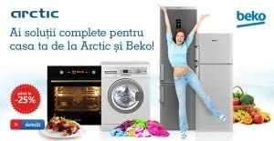 Electrocasnice Arctic pret redus