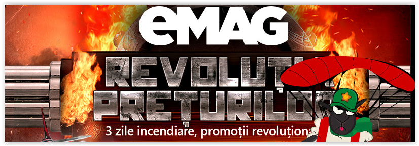 Revolutia Preturilor eMAG