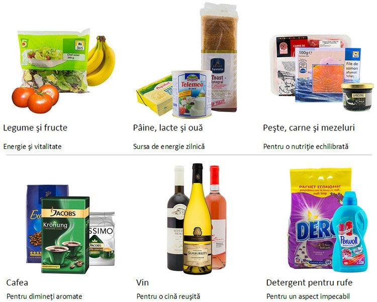 Castiga timp si bani cu cumparaturi online in Supermarket eMAG