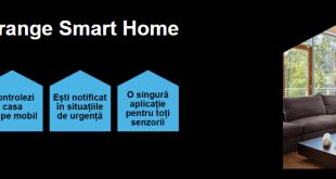 Solutie siguranta pentru acasa Smart Home