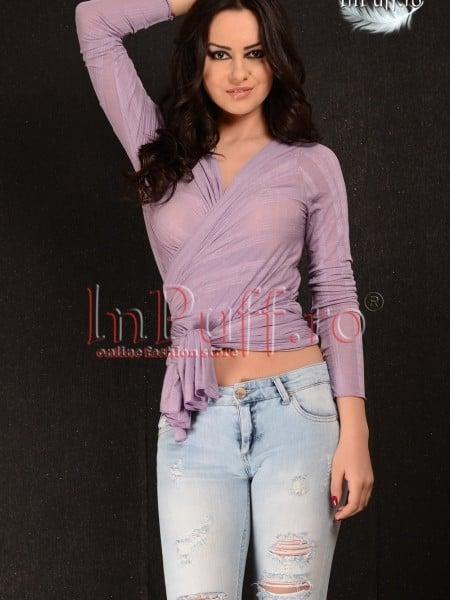 Bluza Ade lila 10 in 1