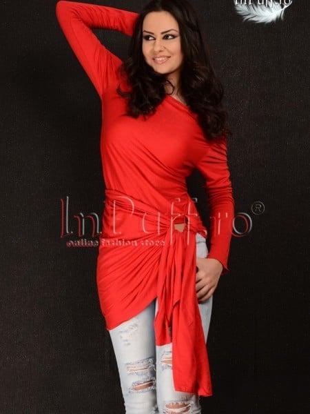 Bluza Ade rosie 10 in 1