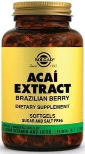 Acai Extract softgels 60s SOLGAR