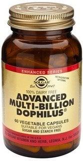 Advanced Multibillion Dophilus veg.caps 60s SOLGAR