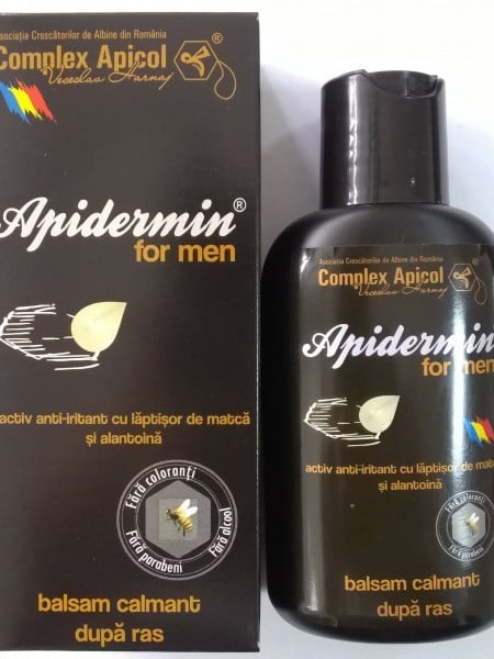 APIDERMIN FOR MEN - AFTER SHAVE BALSAM