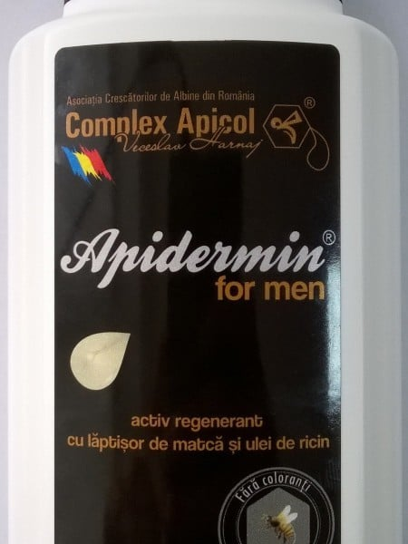 APIDERMIN FOR MEN - SAMPON ANTICADEREA PARULUI