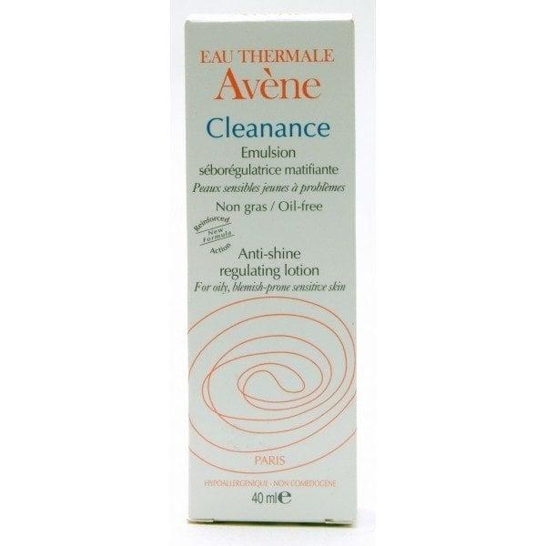 AVENE CLEANANCE EMULSIE INCOLORA*40ML
