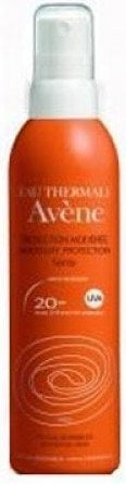 AVENE SPRAY FOTOPROTECTIE SPF 20*200ML