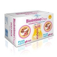 ABSORBANTE INTIME BIOINTIMO DUO PACK DAY 20 BUC