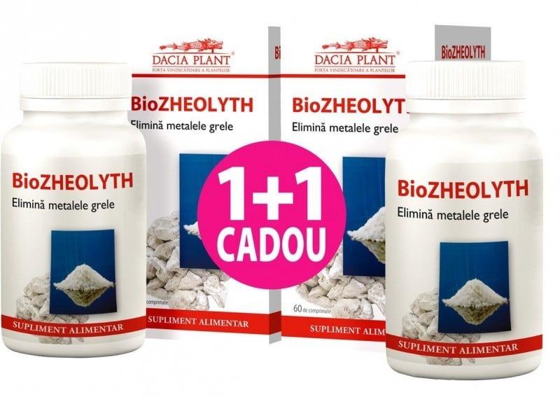 Biozheolyth 60cpr 1+1 Gratis DACIA PLANT