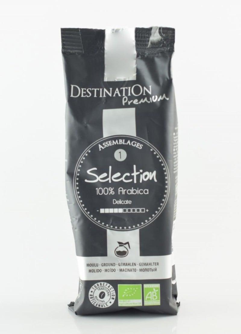 CAFEA BOABE DESTINATION PREMIUM SELECTIE 100% ARABICA