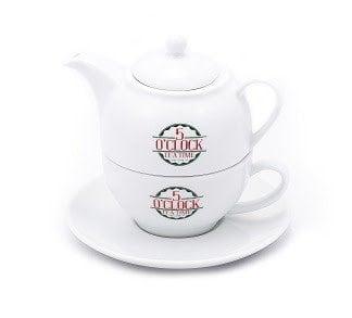 Ceainic cu ceasca 5 OClock Tea