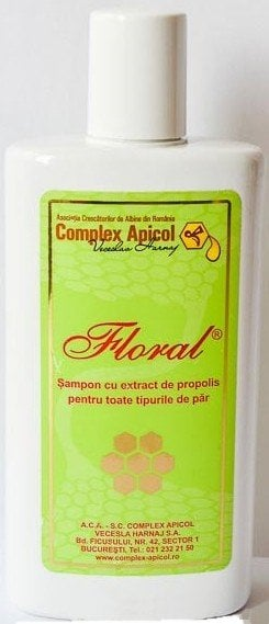 FLORAL - SAMPON CU PROPOLIS