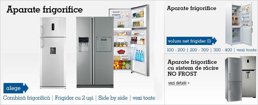 frigidere pret redus