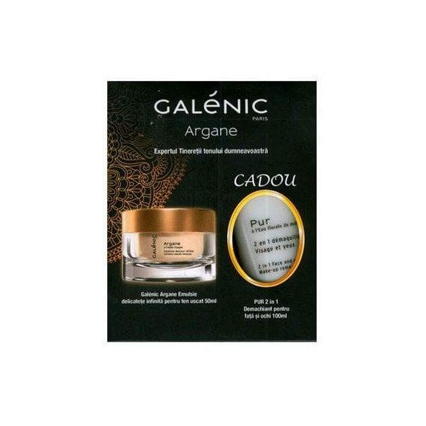 GALENIC ARGANE EMULSIE 50ML PUR 2 IN 1 100MLCADOU