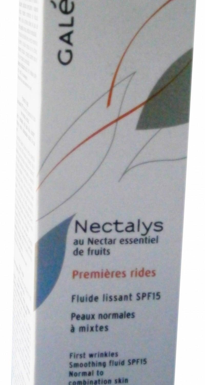 GALENIC NECTALYS EMULSIE 50ML NEW