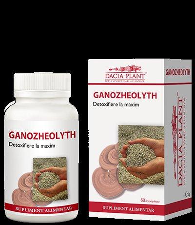 GANOZHEOLYTH 60TB DACIA PLANT