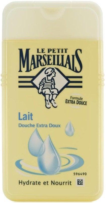 GEL DUS LAPTE 250ML 3+1GRATIS LE PETIT MARSEILLAIS