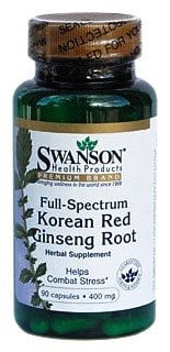 GINSENG KOREAN 400MG - 90CPS VITAKING