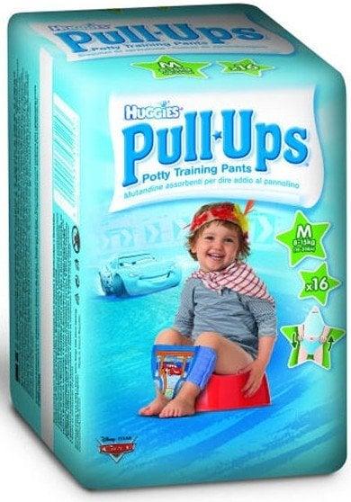 HUGGIES PULL - UPS BOY - CHILOTEI TRANZITIE COPII S/4 (8-15KG)