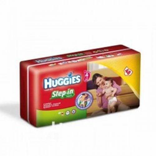 HUGGIES STEP-IN 4 (48) SP 7-15 KG
