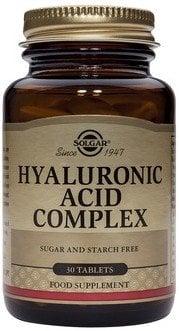 Hyaluronic Acid Complex tabs 120mg 30s SOLGAR
