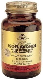 ISOFLAVONES tabs 30s SOLGAR