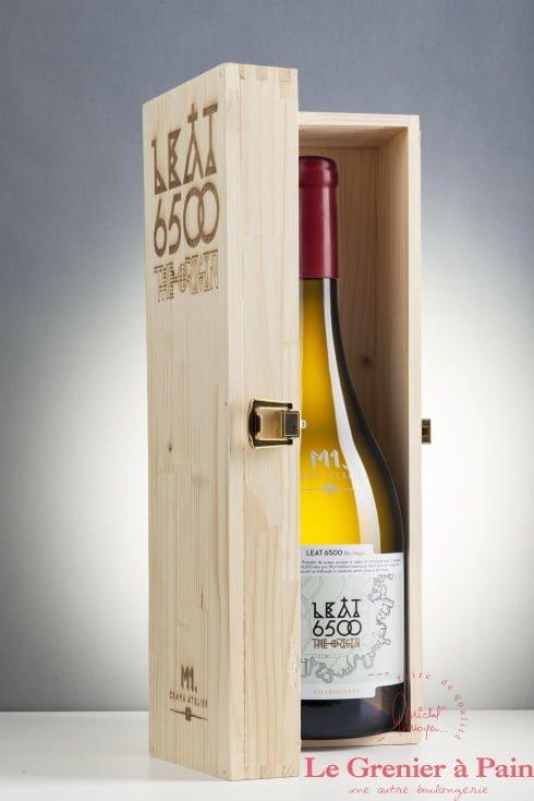Leat 6500 Chardonnay - Pachet Cadou