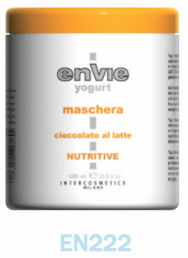 Masca nutritiva cu Ciocolata si Lapte - 1000ml