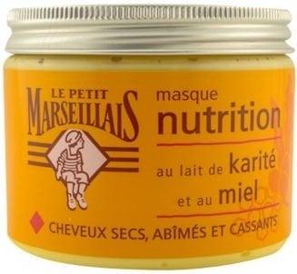 MASCA NUTRITIVA LAPTE SHEA&MIERE 300ML LE PETIT MARSEILLAIS