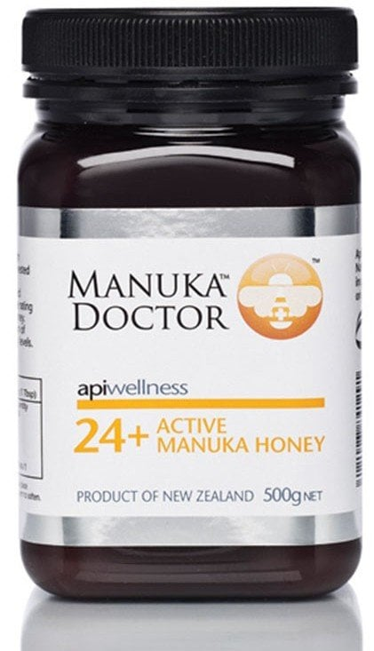 MIERE MANUKA DOCTOR ACTIVA 24+, 500G
