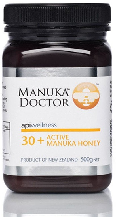MIERE MANUKA DOCTOR ACTIVA 30+, 500G - produs indisponibil momentan