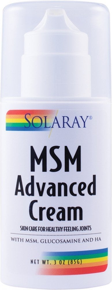 MSM ADVANCED CREMA 85G