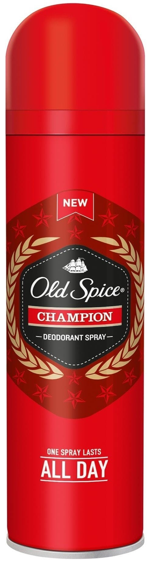OLD SPICE DEO SPRAY CHAMPION 125ML