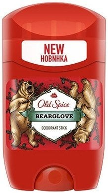OLD SPICE DEO STICK BEARGLOVE 50ML