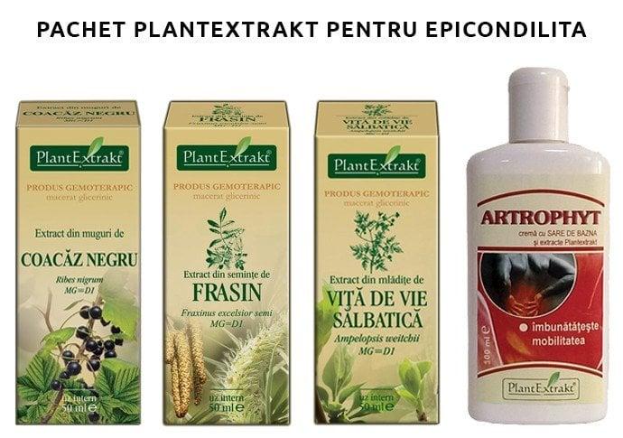 PACHET PLANTEXTRAKT PENTRU EPICONDILITA