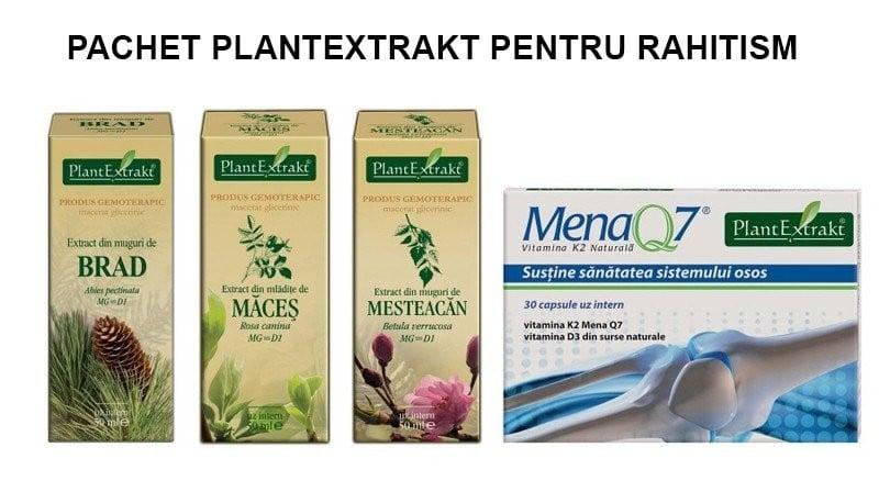PACHET PLANTEXTRAKT PENTRU RAHITISM