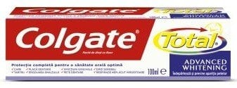 PASTE DE DINTI COLGATE ADVANCED WHITENING - 100 ML