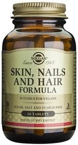 Skin Nails and Hair Formula tabs 60s SOLGAR