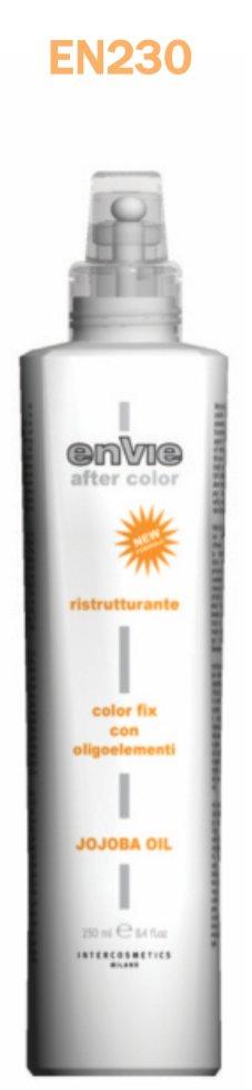 Spray restructurant pentru fixarea culorii cu Oligo-Elemente - 250ml