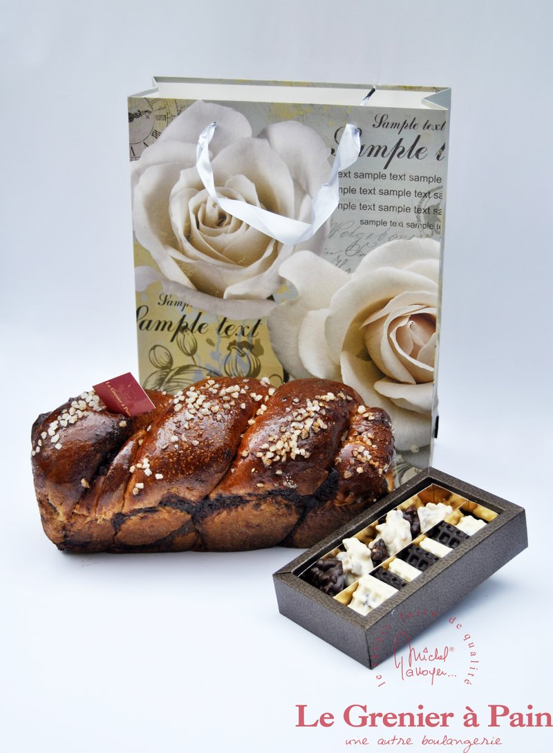 Tradition au chocolat - Pachet Cadou