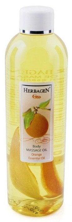 Ulei de masaj portocala 250ml Genmar