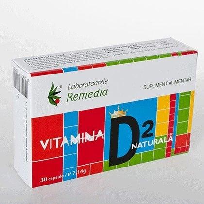 VITAMINA D2 30CPS
