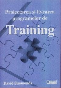 Proiectarea si livrarea programelor de training - David Simmonds