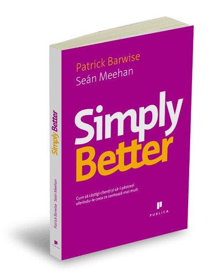 Simply better - Patrick Barwise, Sean Meehan